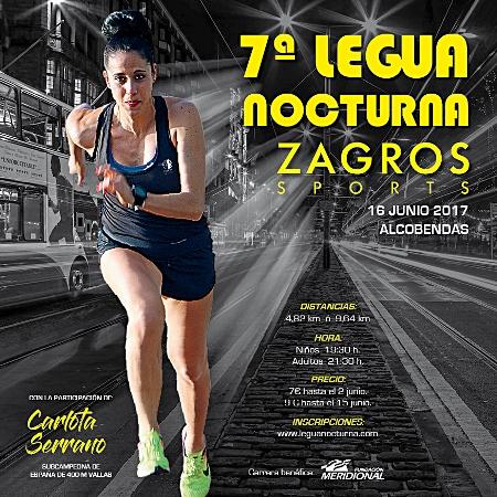 Legua Nocturna 2017 450x450