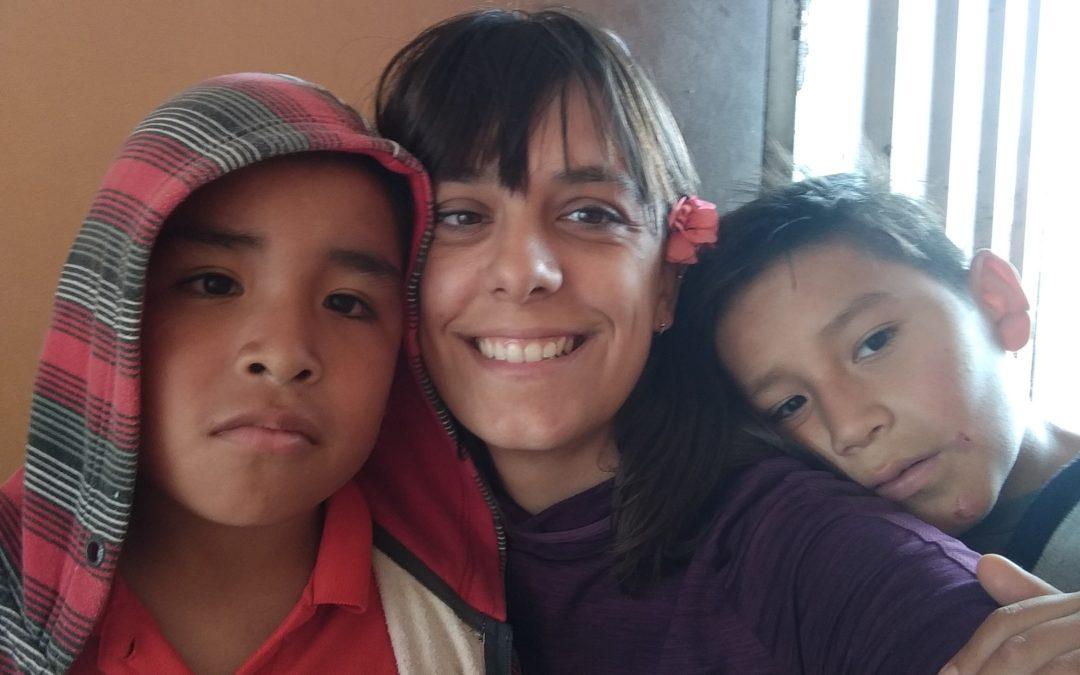 """""""Mis tres meses de voluntaria en Perú"""" -Marta Rodríguez-"""